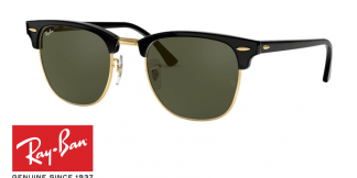 Ray-Ban 3016 CLUBMASTER Sonnenbrille