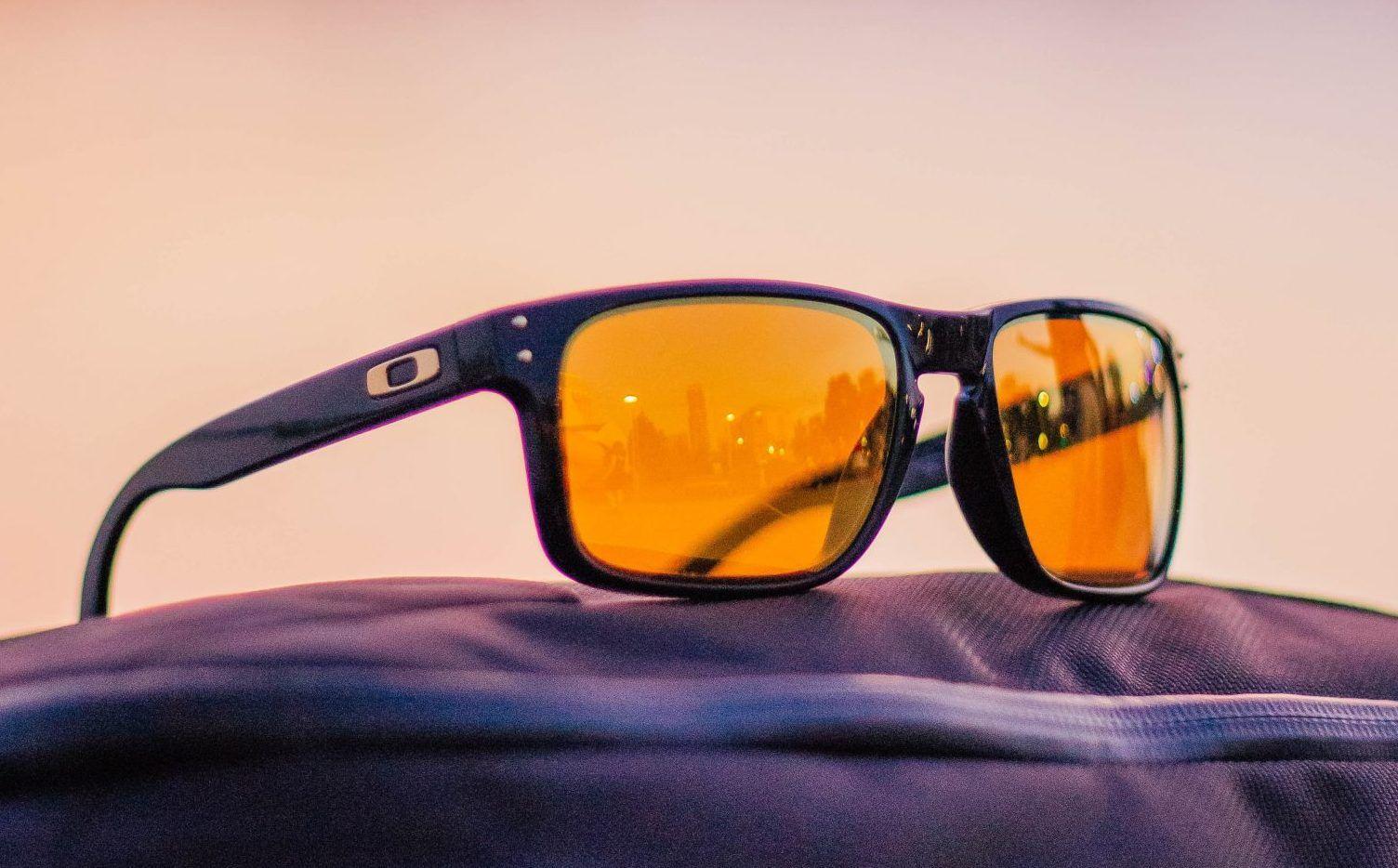 Oakley-Gläser